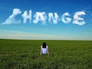 positive life change